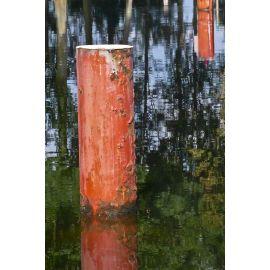 DECKERS Canal de Carentan, tirage A5 numéroté et signé