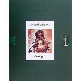SAUVION Portfolio Sauvages TT limité à 10 exemplaires
