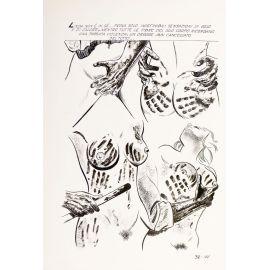 APARICI ( Elvifrance ) planche originale 38-144