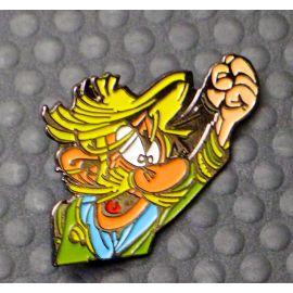 FRANQUIN pin Atlas Spirou : le petit roi