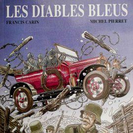 CARIN Les Diables Bleus TL 1000 ex