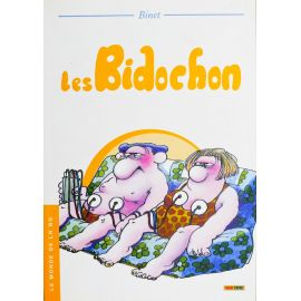 BINET Le Monde de la BD n° 23 : Les Bidochon