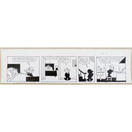 JONES & RIDGEWAY Mr Abernathy strip original 6-4 (24)