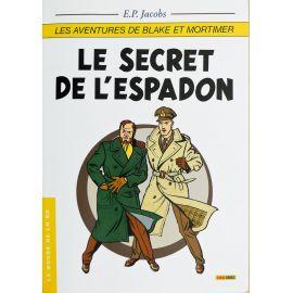 JACOBS Le Monde de la BD n° 18 : Blake et Mortimer Le secret de l'Espadon (intégrale)