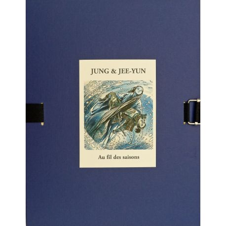 JUNG Portfolio Au fil des saisons Editions Point Image