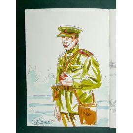 LEGEIN WW2 Armée Rouge + dédicace 2
