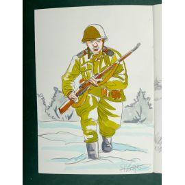 LEGEIN WW2 Armée Rouge + dédicace 7