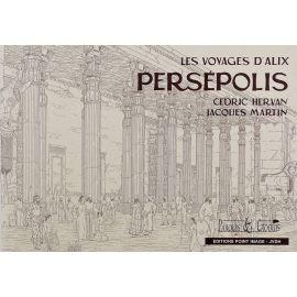 MARTIN Alix carnet Persépolis TL Point Image