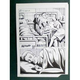 FORTE (Orient Sexpress) Remise en forme planche originale 20-12