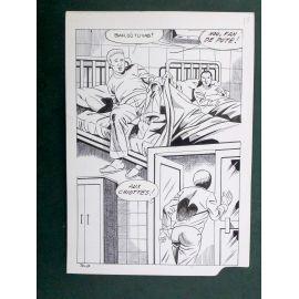 FORTE (Orient Sexpress) Remise en forme planche originale 20-17