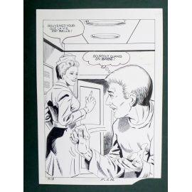 FORTE (Orient Sexpress) Remise en forme planche originale 20-48