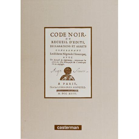 MARTIN Loïs dossier presse Le code noir