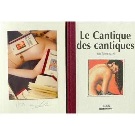 BOSSCHAERT Le Cantique des cantiques (coll. L'index)