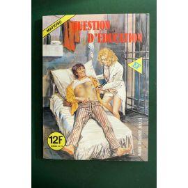 PASCOLINI Question d'éducation récit complet 105 pl. + livre Mafioso 74