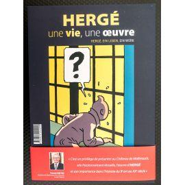 HERGE Une vie une oeuvre catalogue expo Château de Malbrouck 2019