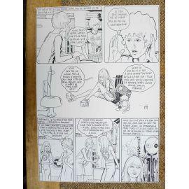 GIGI copie expo Confidences d'une 15 ans planche Eric