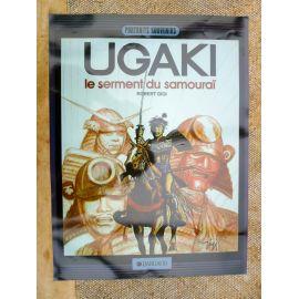 GIGI copie expo UGAKI couverture Serment samourai