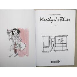 COSSU Marilyn's Blues 1 eo + dédicace 1