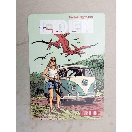 TAYMANS carte postale Eden
