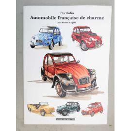 LEGEIN Automobile française de charme Portfolio Citroën