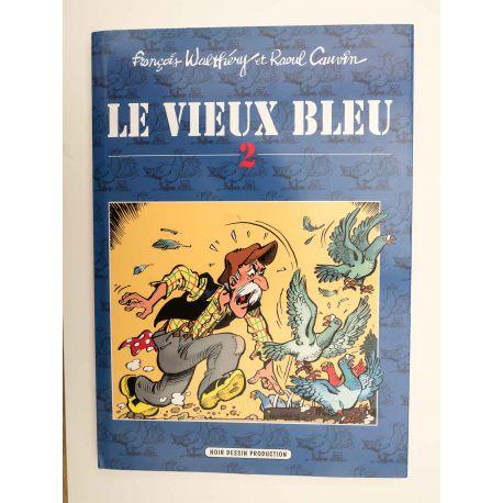 WALTHERY Le Vieux Bleu 2 TT hors commerce Colombophile avec 3 suppléments