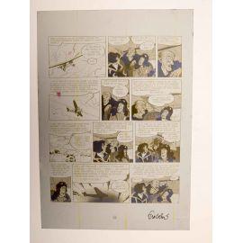 WALTHERY Natacha Le grand pari wallon plaque d'imprimerie 59 yellow