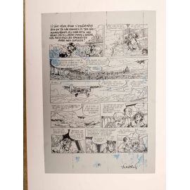 WALTHERY Natacha Le grand pari wallon plaque d'imprimerie 91