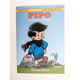 WALTHERY Pipo Les premiers pas TL 250 ex n et s