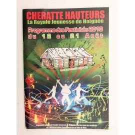 WALTHERY programme Cheratte Hauteurs signé 2018