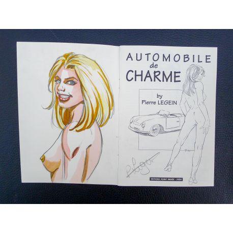 LEGEIN Automobile de charme Porsche + dédicace a2