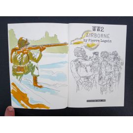 LEGEIN WW2 Airborne + dédicace a3