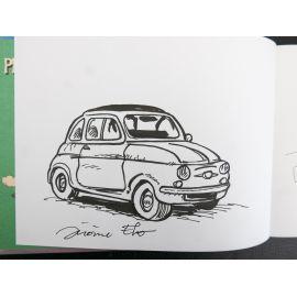 EHO La Fiat 500 , la citadine + dédicace 1
