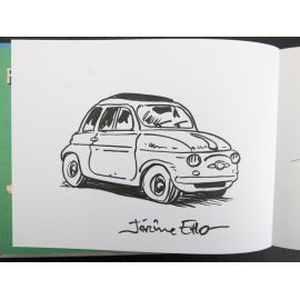 EHO La Fiat 500 , la citadine + dédicace 2