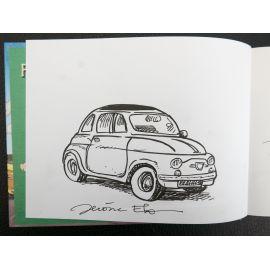 EHO La Fiat 500 , la citadine + dédicace 3