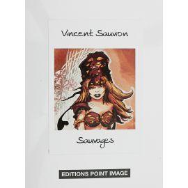 SAUVION Portfolio Sauvages TL 50 exemplaires