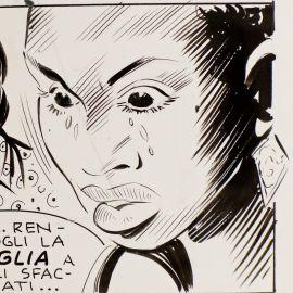 GABAGLIO ( Elvifrance ) planche originale 1-61
