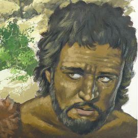 TORTON La Fresque biblique original 10 Cain et Abel (tome 1 page 48)