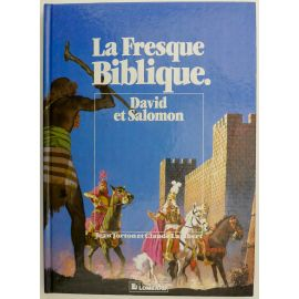 TORTON La Fresque biblique tome 5 David et Salomon EO