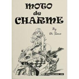 DI SANO Moto de charme TL 600 ex signé