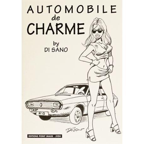 DI SANO Automobile de charme (Renault) TL 500 ex signé