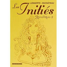 LENAERTS Les Romantiques carnet Les Initiés TL 500 ex