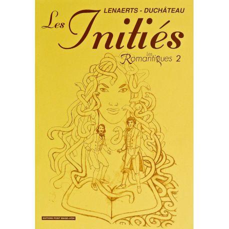 LENAERTS Les Romantiques carnet Les Initiés