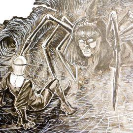 VAN DE WALLE Dans les griffes de Lady Sung planche 29
