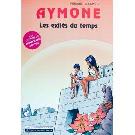 RENAUD Aymone Les exilés du temps EO TL 1000 ex