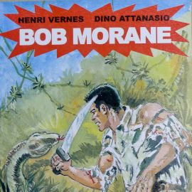 ATTANASIO Bob Morane Point Image Junior n° 1
