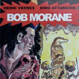 ATTANASIO Bob Morane Point Image Junior n° 2