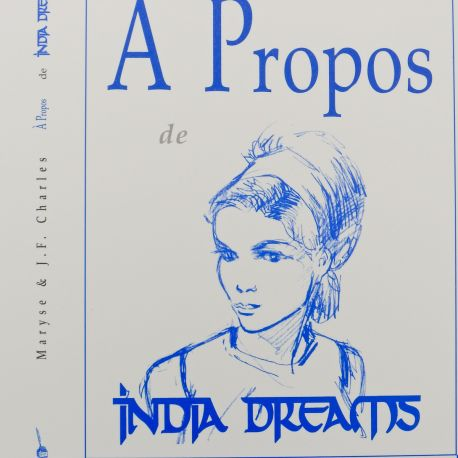 CHARLES couverture A propos India Dreams