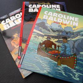 TAYMANS Caroline Baldwin coffret 5 + 6