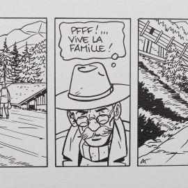 TAYMANS Roxane lot de 2 ex-libris La Traque
