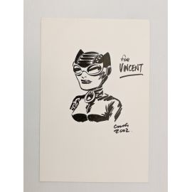 STEWART Catwoman commission